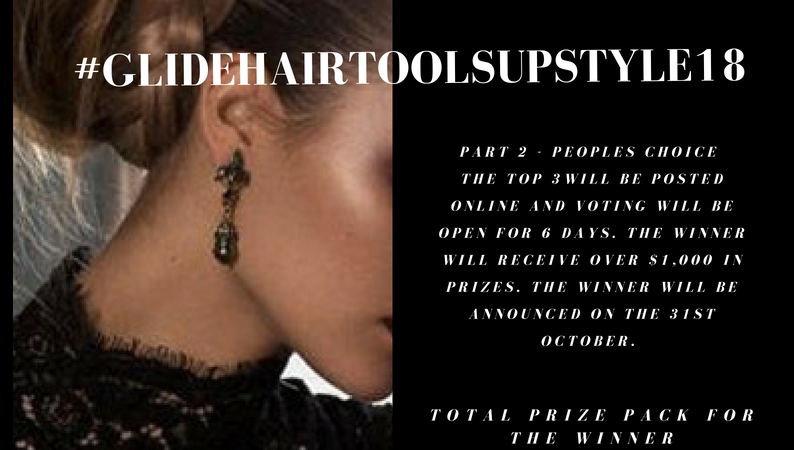 Its Back for 2018 #glidehairtoolsupstyle18